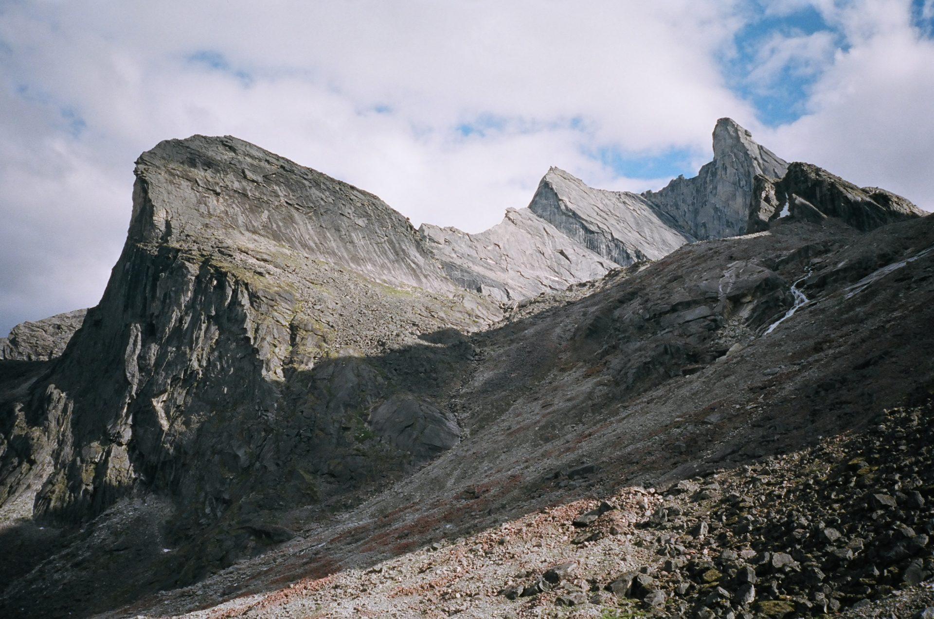brooks range arrigetch peaks alaska ben bishop